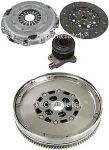 DUAL MASS FLYWHEEL DMF & COMPLETE CLUTCH KIT: CHEVROLET CAPTIVA 2.0 D 4WD
